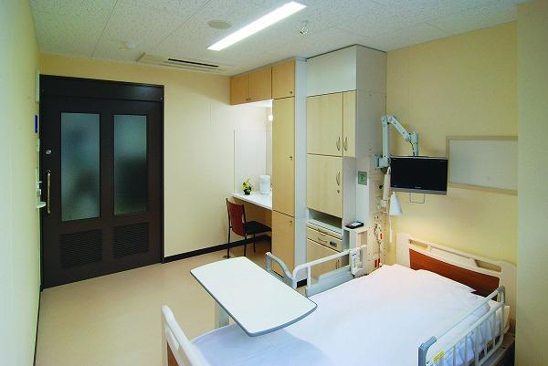 一般病棟病室の写真
