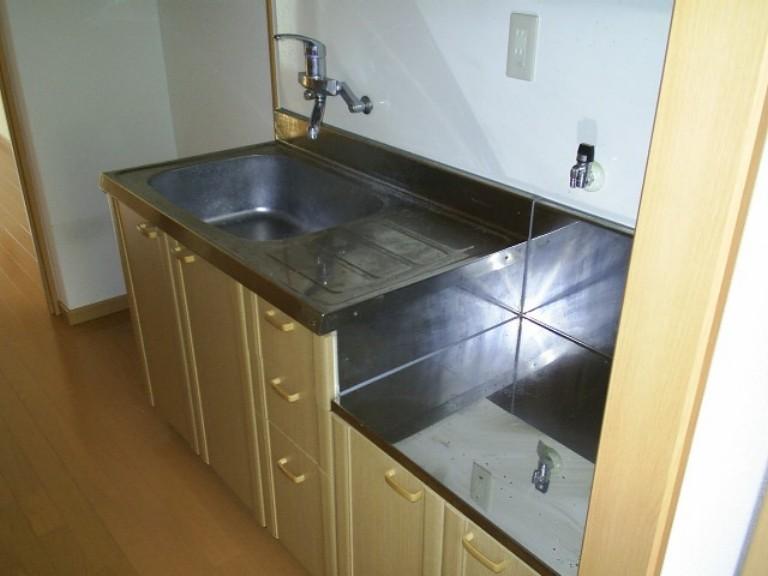 社宅キッチン